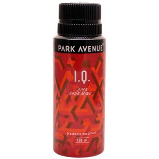 Park Avenue Deodorant Spray I Q - 150 ml (For Men)